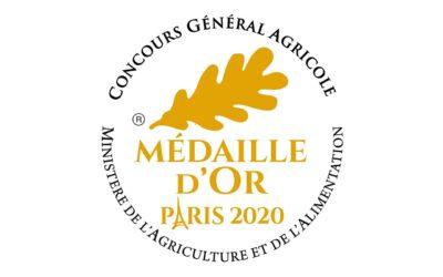 Ferme Bastebieille Medaille D Or 2020 Concours General Agricole
